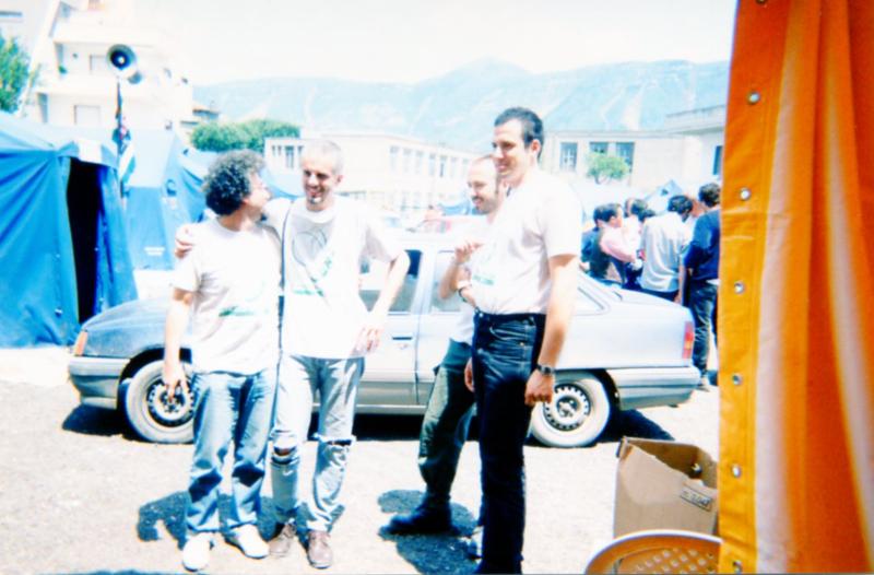 Agostino, Claudio, Guido e Pasquale