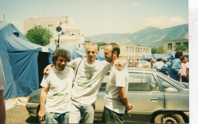 Agostino, Claudio e Guido